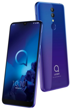 "Alcatel 3 (5053K) Blue Purple (dualSIM) NFC, 5,9"", 64GB/4GB"