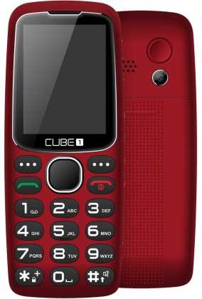 CUBE1 S300 Red (dualSIM)
