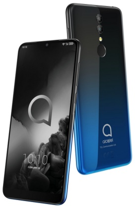 "Alcatel 3 (5053K) Black Blue (dualSIM) NFC, 5,9"", 64GB/4GB"